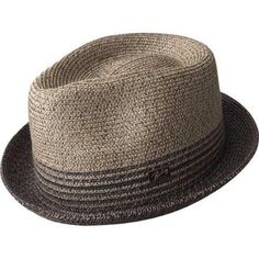 9a6393dcd68 Men s Bailey of Hollywood Hooper Fedora 81710BH Pork Pie Hat