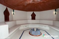 Hammam at the spa at the Asclepios Wellness & Healing Retreat