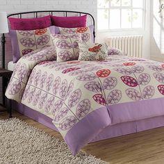 Lucia 8-Piece Comforter Set