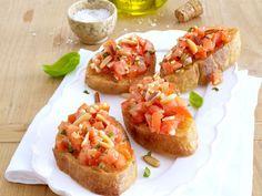 After-Work-Party - endlich Feierabend! - crostini-mit-tomaten Rezept