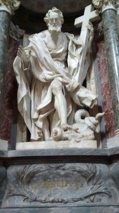São Felipe/ Basílica São João de Latrão - Roma - IT 01/2016