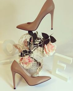 Pumps, Heels, Fashion, Heel, Moda, Fashion Styles, Pumps Heels, Pump Shoes, High Heel