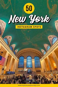 #NewYork is, without a doubt, a photographer's playground. From historic landmarks and beautiful architecture to artsy murals and cute cafés, these are the top 50 photo spots in NYC you're not gonna want to miss out on! | new york photography | new york city photography | new york photography ideas | new york instagram pictures | instagram places in nyc | best instagram places in nyc | new york instagram locations City Photography, Photography Ideas, Travel Guides, Travel Tips, Ludlow Hotel, Places To Travel, Travel Destinations, Places In New York, New York City Travel