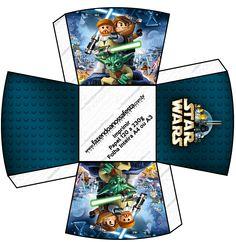 Chachepô de Mesa Lego Star Wars:
