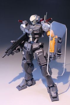 HGBF GM/GM 警用タイプ Modeled by Daikon29