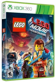 LEGO Movie Video Game LEGO MOVIE!!! BOOKS, STICKERS, VIDEO GAMES