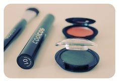 coolcos mascara and eyeshadow