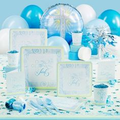 Baptism Party Decorations - Party Decorations