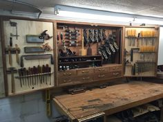 WoodNet Forums: Tool Cabinet Finally Finished