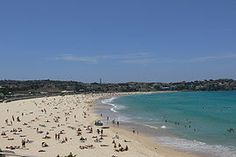 Bondi Beach Sydney, New South Wales Australia. I have always wanted to go to Australia! And hopefully I will sometime in my life! Vacation Places, Places To Travel, Vacation Deals, Vacation Spots, Oh The Places You'll Go, Great Places, Student Tours, Bondi Beach Sydney, Canada