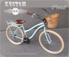 bicicleta retro vintage feminina - beach bike caiçara