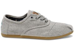 Step into the School Year with 100 Super Stylish Sneakers: Toms Cordones