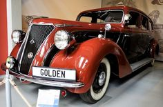 1934 Praga Golden