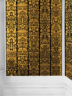 Limited Edition Robber Baron Wallpaper by NLXL + Studio Job