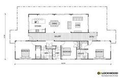 Pavilion - House Plans New Zealand   House Designs NZ   Houses plans ...