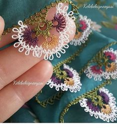 Needle Lace, Crewel Embroidery, Baby Knitting Patterns, Tatting, Diy And Crafts, Sultan, Jewelry, Instagram, Embroidery Ideas
