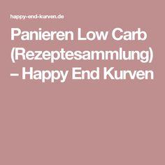 Panieren Low Carb (Rezeptesammlung) – Happy End Kurven