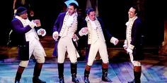 Me around my friends (sometimes I'm Hamilton, most of the time I'm Laurens )