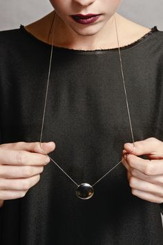 Nedda Necklace Diamond, Silver, Jewelry, Quotes, Quotations, Jewlery, Money, Bijoux, Schmuck