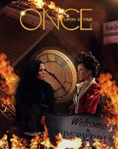 Awesome Regina and Cora (Lana and Barbara) on an awesome poster for awesome Once The Underworld Shadow Hunters Tv Show, Ouat Quotes, Cool Posters, Movie Posters, Outlaw Queen, Animal Totems, Captain Swan, Abc News, Underworld