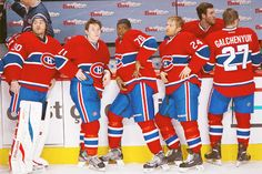 Robyn Penton uploaded this image to 'Habs'. See the album on Photobucket. Hockey Goalie, Hockey Teams, Hockey Players, Hockey Stuff, Montreal Canadiens, Hockey Pictures, Of Montreal, Vancouver Canucks, National Hockey League