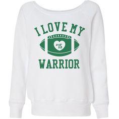 Custom Football Girlfriend Shirts, Hoodies, Jerseys, & More … Football Girls, Youth Football, Football Gear, Football Girlfriend Shirts, School Spirit Shirts, Custom Football, Sports Mom, Sports Shirts, Volleyball Shirts