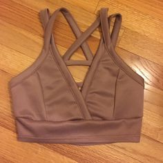 Charolette Rouse Crop Top!!! NEVER WORN  I'm willing to negotiate all prices Next Day/Same Day Shipping Charlotte Russe Tops Crop Tops