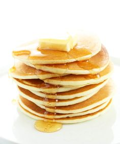 This easy gluten free pancake mix is perfect for everything from pancakes and muffins to breakfast bakes. Ditch that boxed mix and D. a better pancake! Egg Free Pancakes, Pancakes Easy, Pancakes And Waffles, Keto Pancakes, Gluten Free Cookies, Gluten Free Baking, Gluten Free Recipes, Gf Recipes, Cheap Clean Eating
