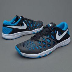 timeless design bf737 90ee5 Nike Train Speed 4 - Black Blue Glow White. Training ShoesGlowSneakers ...