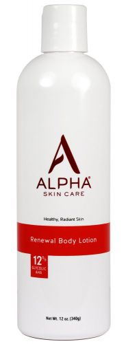 Alpha Skin Care Renewal Body Lotion With 12 Glycolic Aha 12 Ounce Packaging Ebay Body Skin Care Healthy Radiant Skin Fragrance Free Products