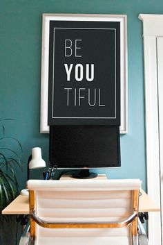 Remind yourself that there is nothing more beautiful than realizing YOU are <3