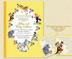 Baby Shower Nursery Rhyme Storybook / Book by sunnysideprintparty