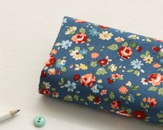 cotton 1yard (44 x 36 inches) 68204 by cottonholic on Etsy