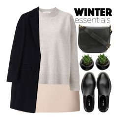 """Winter Essentials - Polyvore Contest"" by evangeline-lily ❤ liked on Polyvore featuring Dsquared2, Le Ciel Bleu, MSGM, Miu Miu, Liebeskind and winteressentials"