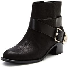 Vince Camuto Romeo Buckle Ankle Boot