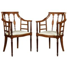 Sweet-Tempered Edwardian Mahogany Chair Chairs Antique Furniture