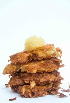 Dad's Latkes ~ by My