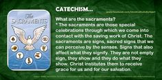 What are the Sacraments?