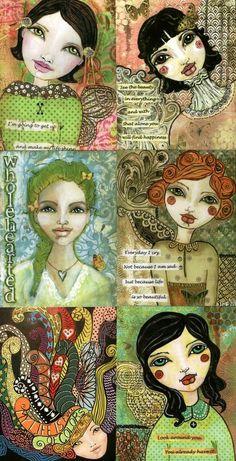 Love Heather Foust's style!