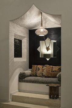 Best of Design Traveler// Alys Beach house – Greige Design Modern Moroccan, Moroccan Design, Moroccan Decor, Moroccan Style, Moroccan Bedroom, Moroccan Lanterns, Moroccan Lighting, Home Interior Design, Interior And Exterior