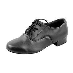 Men's+Leather+Dance+Shoes+For+Modern/Ballroom+–+USD+$+29.99