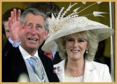 April 9 - Wedding of Charles, Prince of Wales and Camilla Parker Bowles: The Prince of Wales marries Camilla Parker Bowles in a civil ceremony at Windsor's Guildhall. Camilla acquires her title The Duchess of Cornwall.