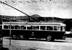 Trolleybus no 67