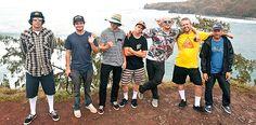 Acabando la primavera de 2012 Thrasher Magazine grabó durante dos semanas en Maui, Hawaii, tres vídeos con varios skaters del team.    La acción se desarrolla en diferentes spots de la isla; skateparks, dicths, bowls…  Los vídeos aquí: http://www.40sk8.com/maui-babe-patinando-en-hawaii/
