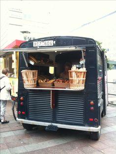 Boulangerie in Malmo, Sweden
