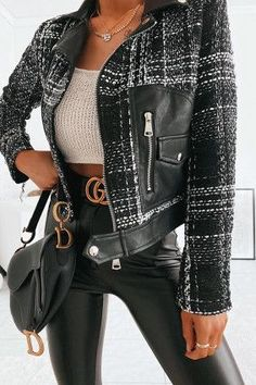 40 Fall Winter Outfits For Ending Your Winter - Fashion New Trends - 40 Fall Winter Outfits For Ending Your Winter outfit fashion casualoutfit fashiontrends - Winter Fashion Outfits, Look Fashion, Fall Fashion, Classy Outfits, Stylish Outfits, Outfit Trends, Neue Trends, Ideias Fashion, Clothes For Women