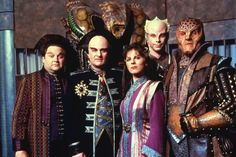Babylon 5 (TV Series 1994–1998) on IMDb: Movies, TV, Celebs, and more...