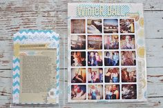 Love the PL insert by Michelle Wooderson