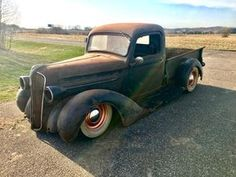 Rat Rod of the Day! - Page 127 - Rat Rods Rule / Undead Sleds - Hot Rods, Rat Rods, Beaters & Bikes. Rat Rod Pickup, Old Pickup Trucks, Hot Rod Trucks, Cool Trucks, Big Trucks, Chevy Trucks, Cool Cars, Dually Trucks, Chevy Pickups