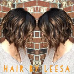 Balayage & Highlights for Short Hair!